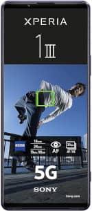 Reparatur beim defekten Sony Xperia 1 III Smartphone