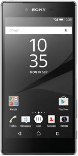 Reparatur beim defekten Sony Xperia Z5 Premium Smartphone