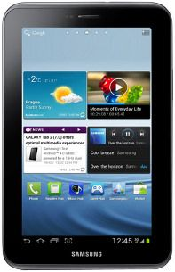 Reparatur beim defekten Samsung Galaxy Tab 2 7.0 Tablet